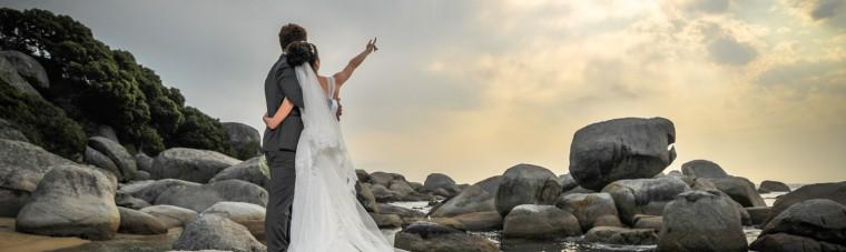 Cape destination wedding