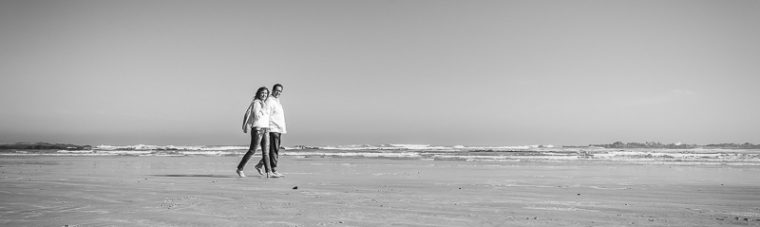 Bloubergstrand wedding